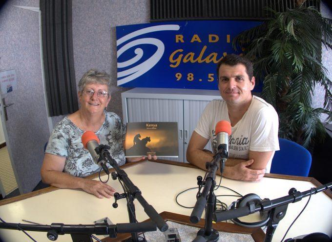 Mathieu Pujol, photographe animalier invité de Radio Galaxie.