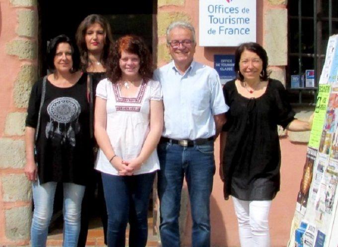 Création de l'association Office de Tourisme Intercommunal (OTI) Cœur de Garonne.