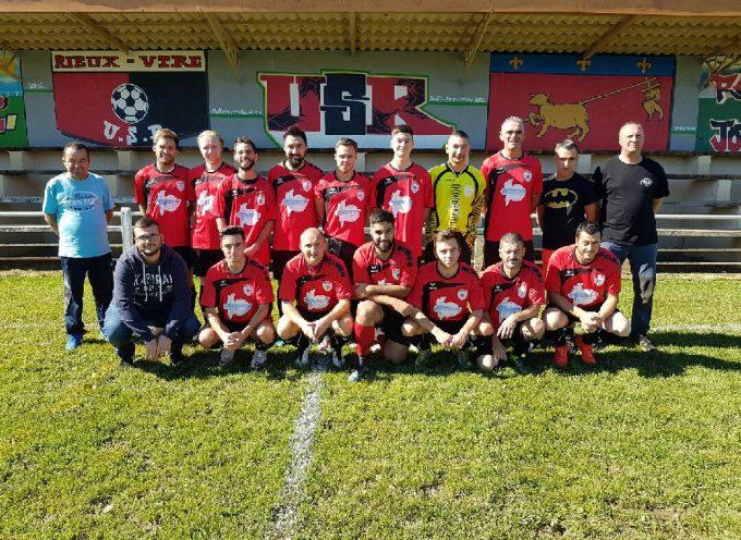 USR Football Rieux Volvestre : Les résultats du week-end.
