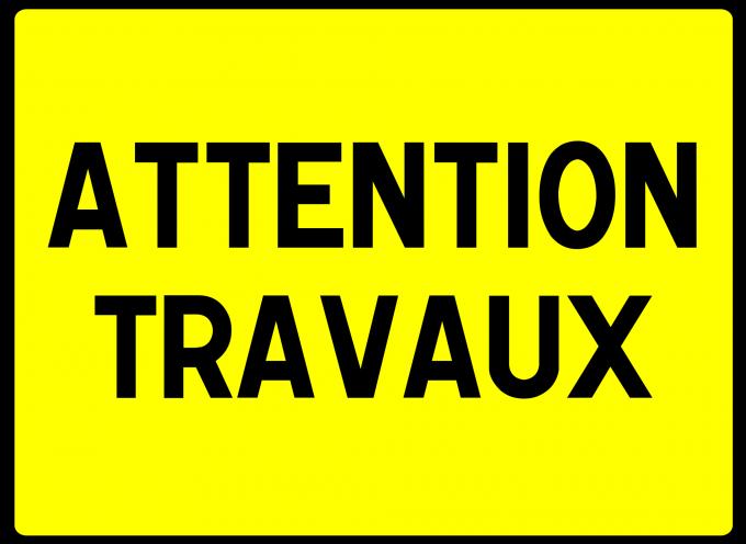 Travaux sur la RD 6 – Cazères-sur-Garonne.