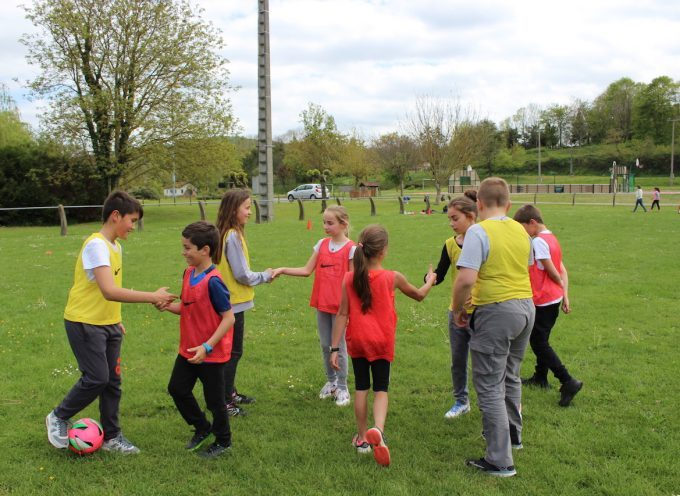 Saint-Gaudens : Le football, un levier pour les apprentissages à …l'école!