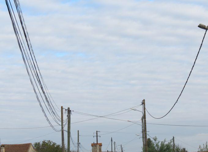 Enedis supprime 10 km de réseau aérien!