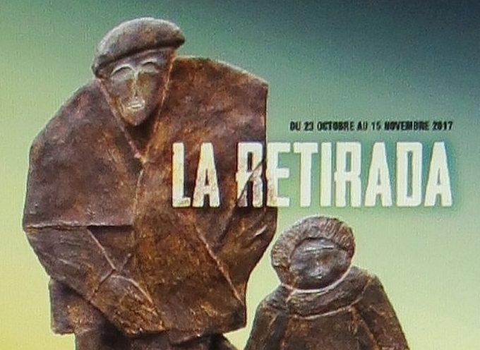 Rétrospective de l'exil Espagnol.