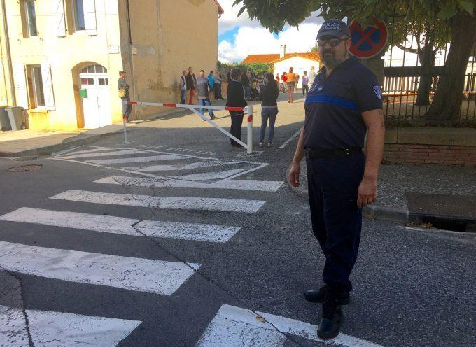 On a une nouvelle fois changé de policier municipal à Rieux Volvestre!