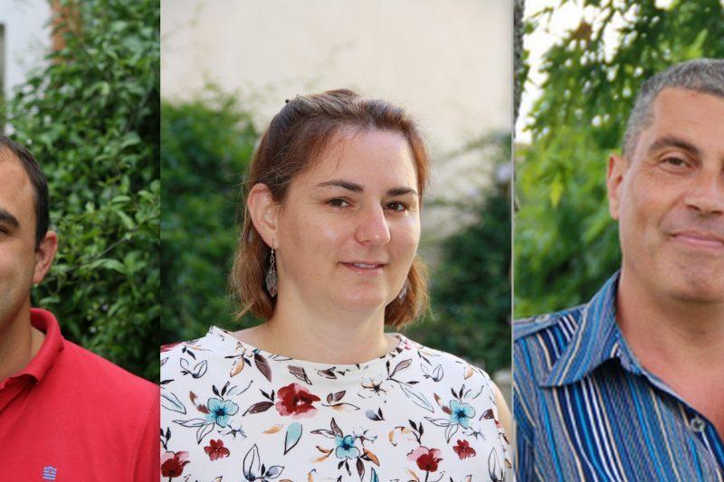 R. Ramond, S. Da Sylva et D. Genty.