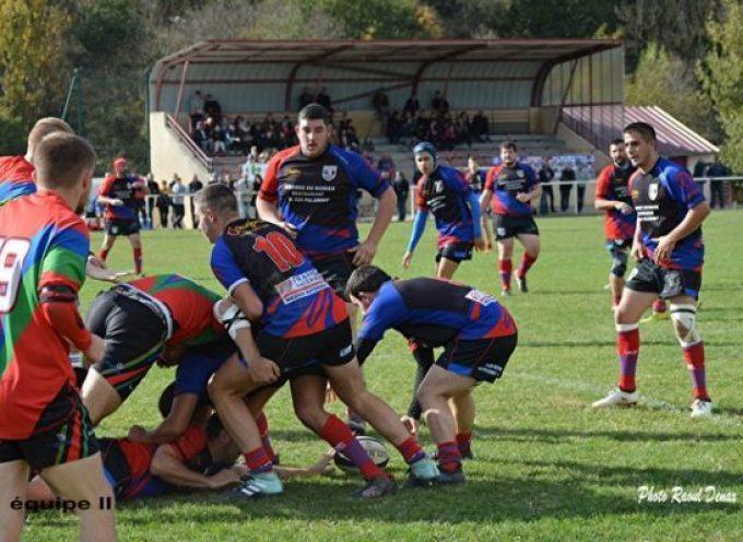 Rugby XV : L'UCF à Saint-Lys