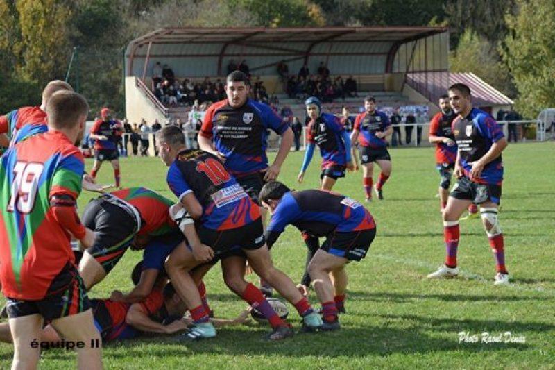 Match aller contre Saint-Lys