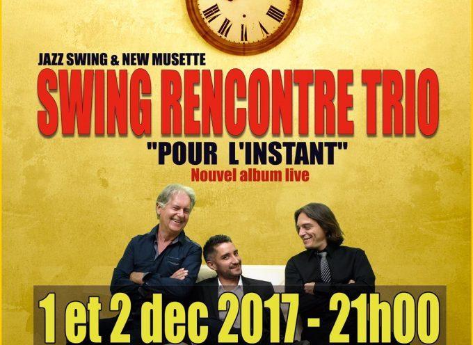 Le Fousseret : Enregistrement d'un album LIVE de swing.