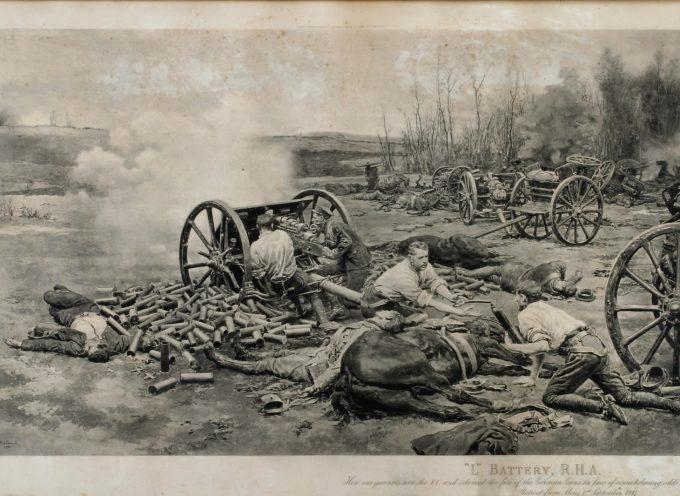 Encausse les Thermes : Exposition sur la vie des Commingeois durant la Grande Guerre.