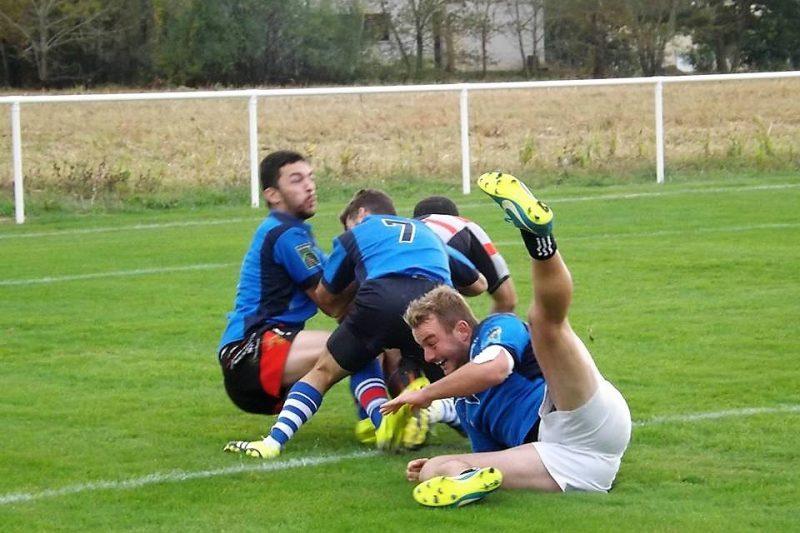 Championnat division nationale 2 de rugby à XIII.