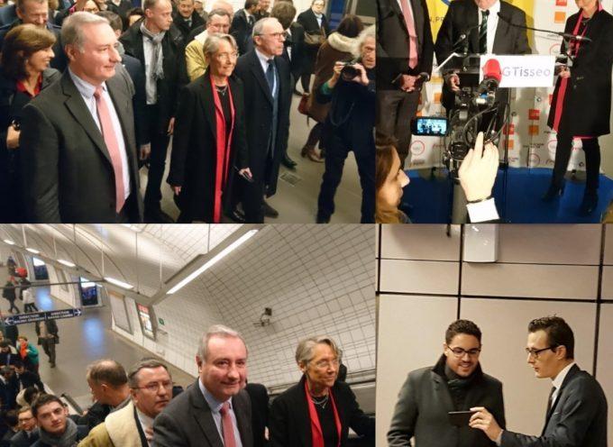 Une première en France : le métro toulousain 100% connecté en très haut débit mobile.