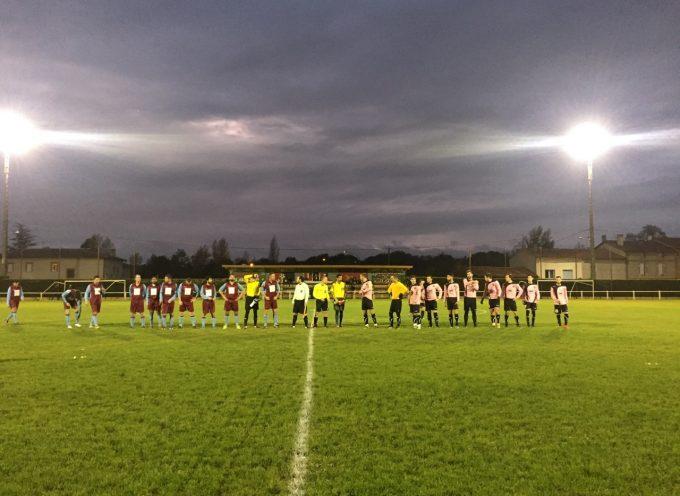 L'USR Football de Rieux se qualifie pour le cinquième tour de la coupe d'Occitanie.