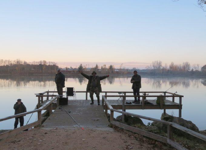 Carbonne : La pêche ne fut pas miraculeuse!