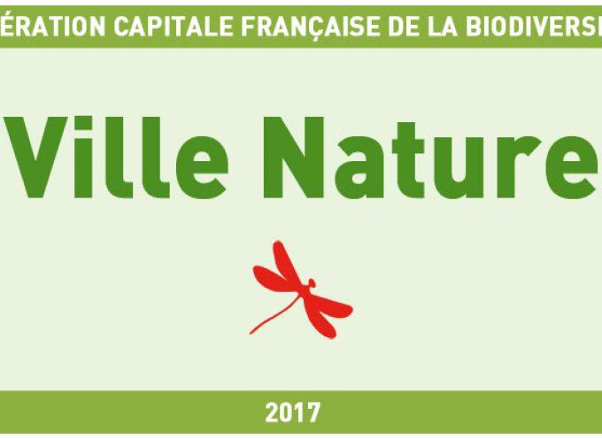 """Cazères récompensée pour son engagement dans la démarche """"0 pesticide""""."""