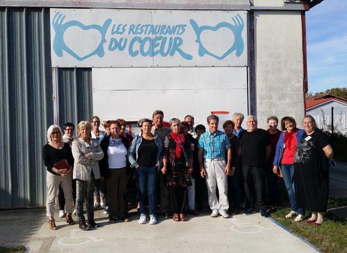 Restos du Coeur Cazères : la campagne d'hiver débute le 21 novembre.