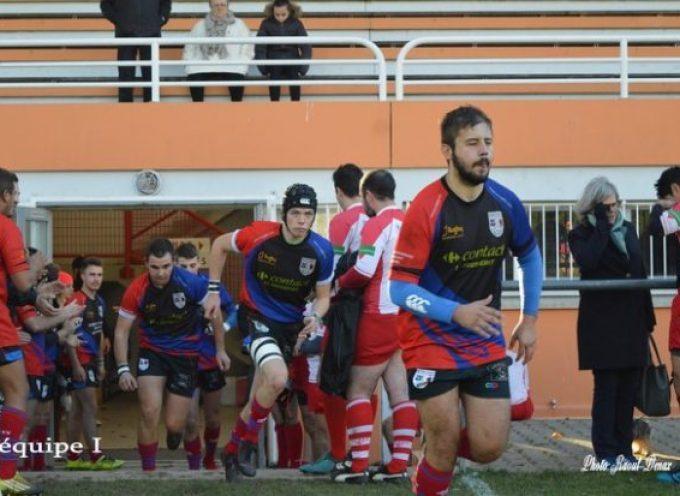 Rugby XV : Un succès bonifié pour l'UCF