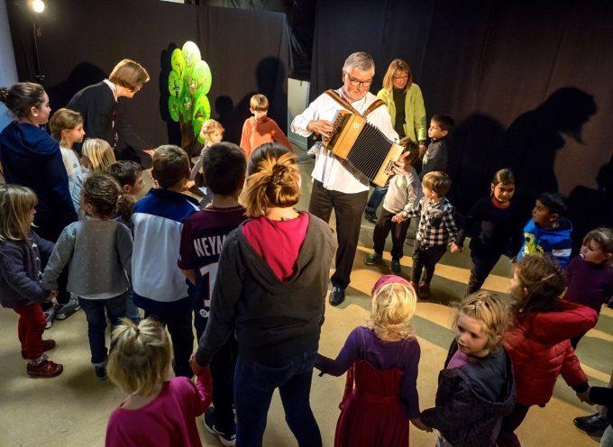 Week-end des enfants à Rieux : le très grand succès de la 2ème édition!
