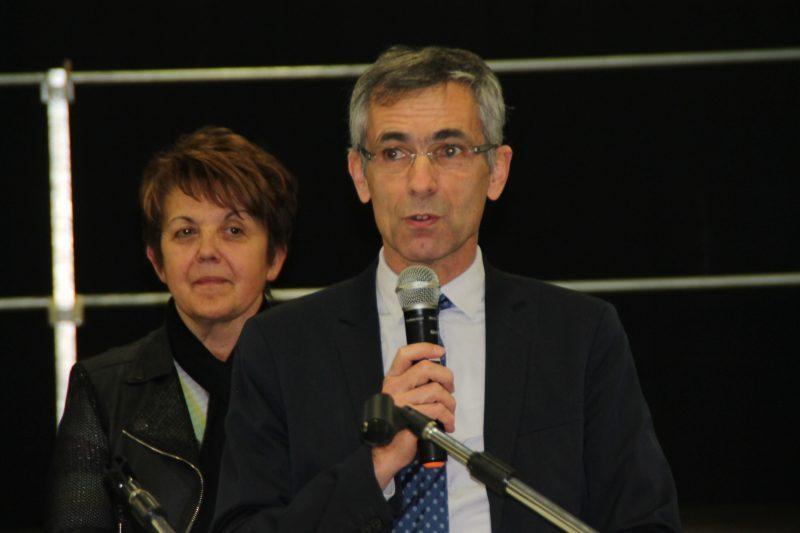 Monsieur Poquet, représentant l'A.R.S.