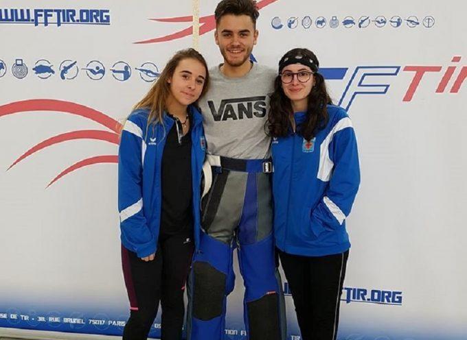 Tir sportif : 3 jeunes commingeois sélectionnés
