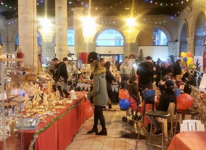 St Gaudens : Le 9ème marché de Noël des artisans d'art.