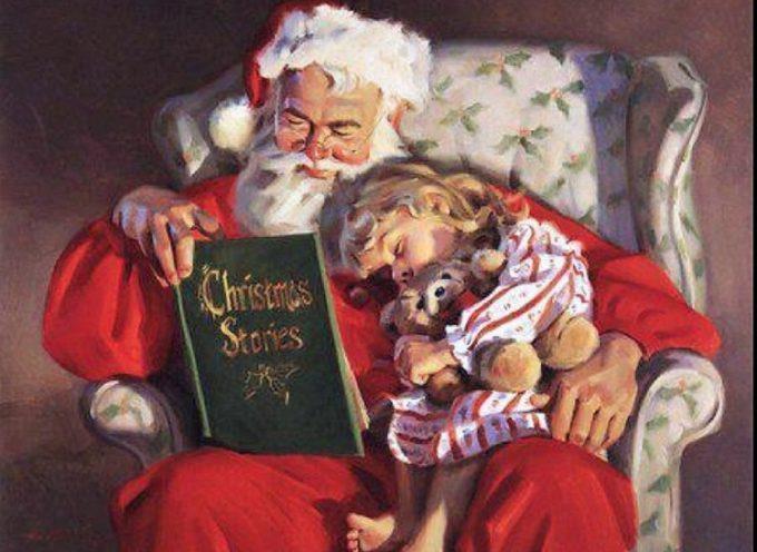 Venez à la découverte du conte de Noël dès 3 ans à la Médiathèque.