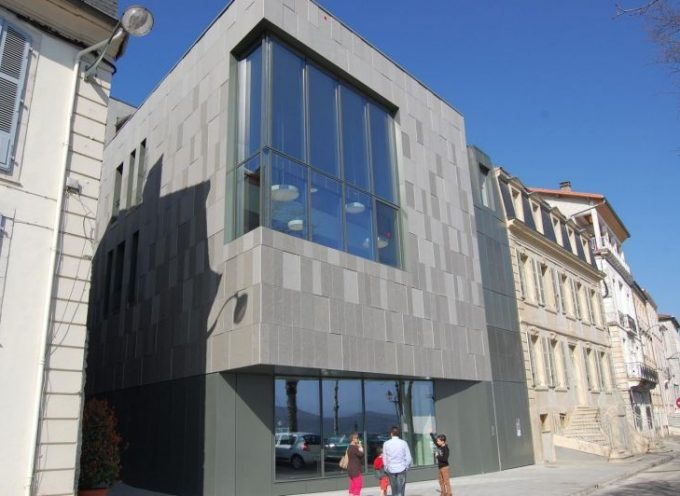 Médiathèque de Saint-Gaudens.