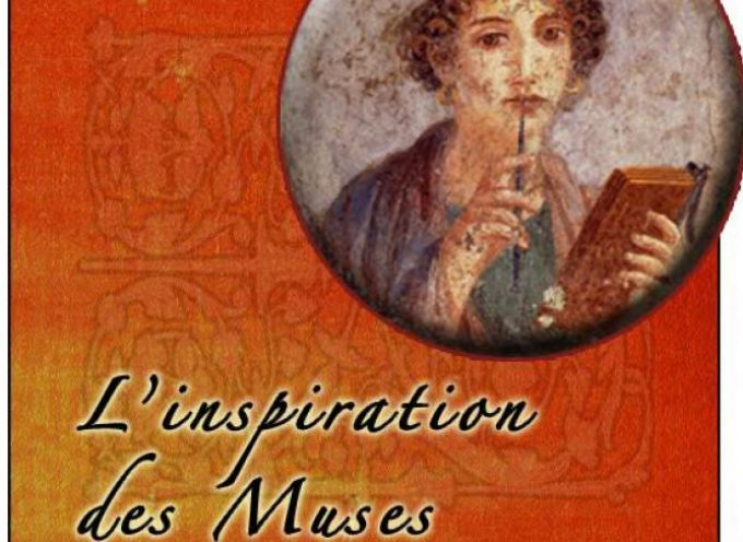 L'Inspiration des Muses à Montesquieu.