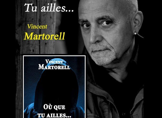 Dédicace de Vincent Martorell le 21 décembre.