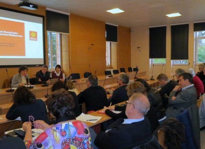 La Région Occitanie expose sa politique pour les centres-bourgs aux élus locaux du Volvestre.