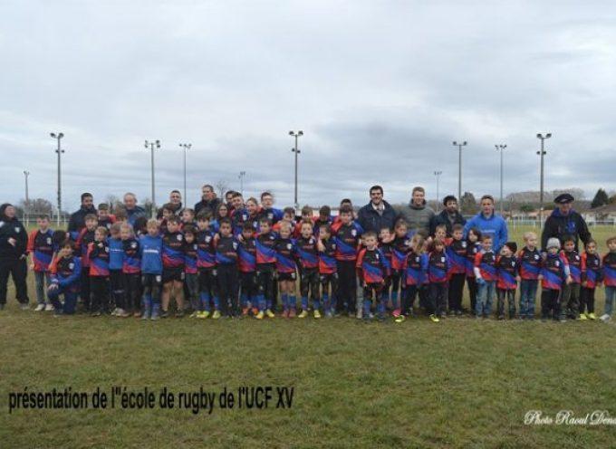Rugby XV : Un nouveau succès bonifié pour l'UCF.