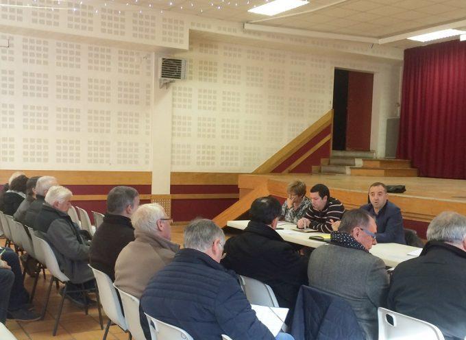Le SDEHG à la rencontre des élus locaux.