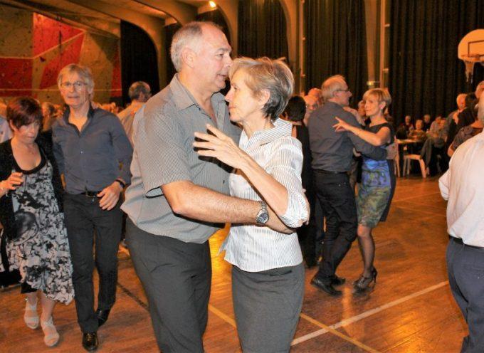 Formidable bal musette au centre culturel du Pilat