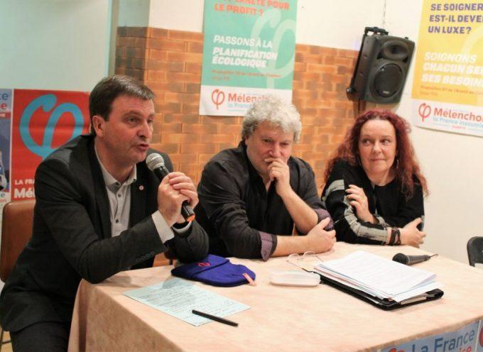 France Insoumise : lancement de campagne