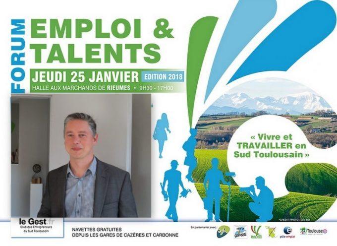 Forum de l'Emploi et des Talents