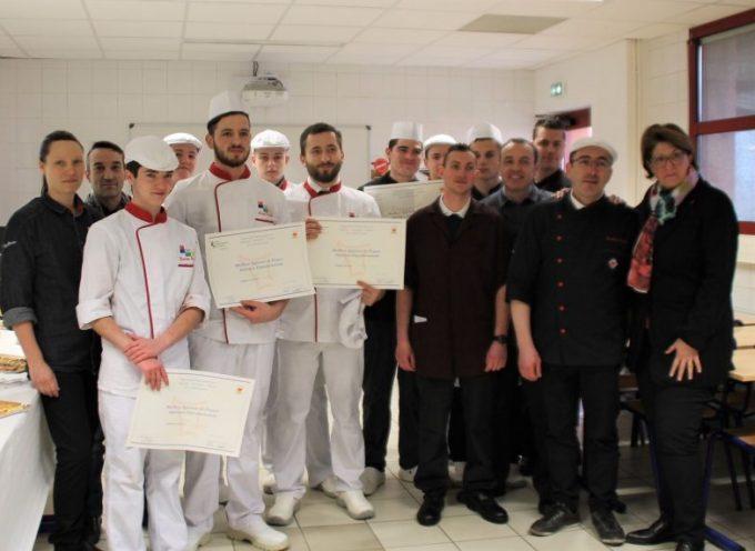 Des apprentis bouchers en route vers l'excellence