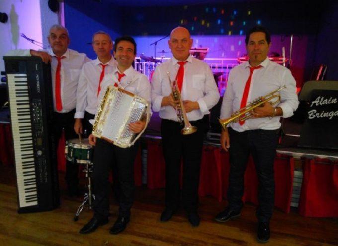La nuit de l'accordéon à Labarthe Inard