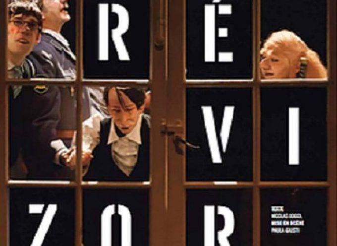 Le Révizor au théâtre Jean Marmignon