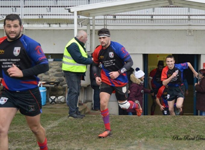 Rugby XV : L'UCF domine l'Andorre