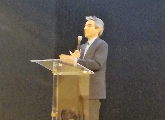 Jean-Yves Duclos adresse ses vœux aux saint-gaudinois