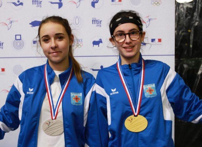 Championnat de France de tir 10/18m