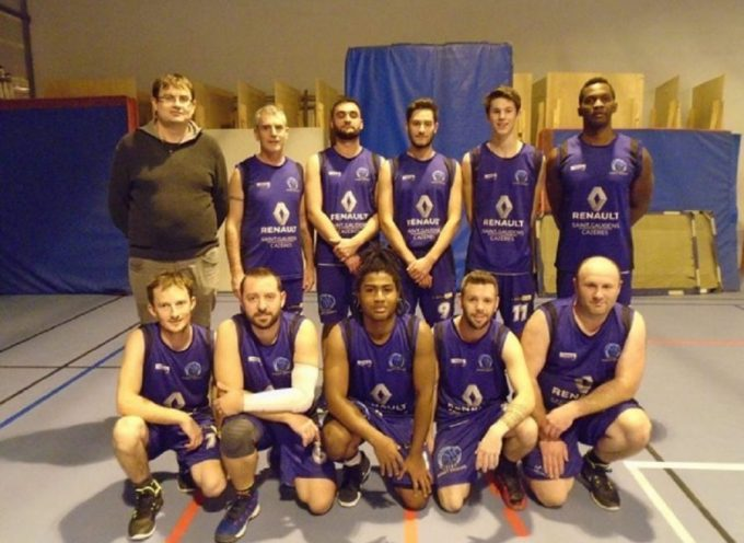 ASC Basket de Cazères : victoire pour les séniors