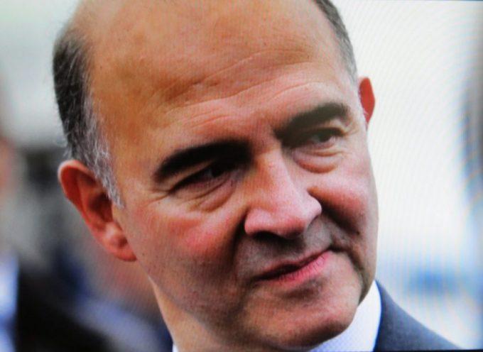 Pierre Moscovici visite les territoires d'Occitanie.