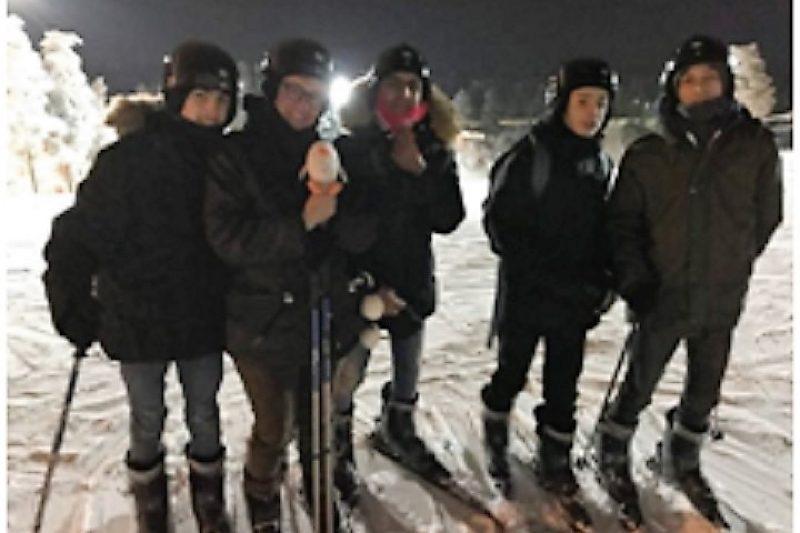 Les élèves en Finlande