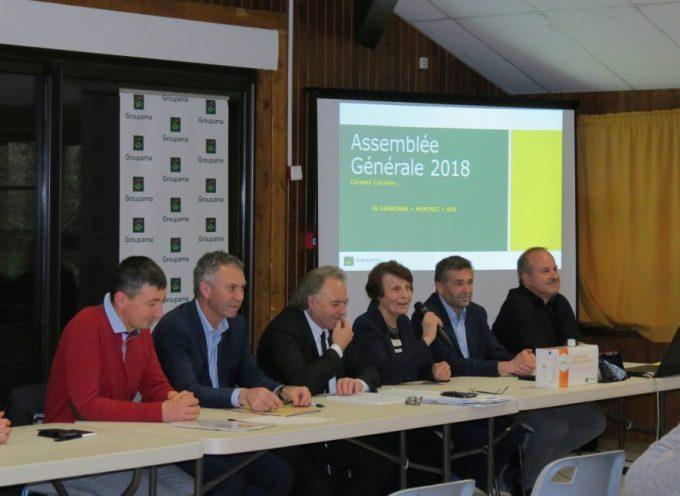 Assemblée Générale des caisses locales Groupama d'Oc