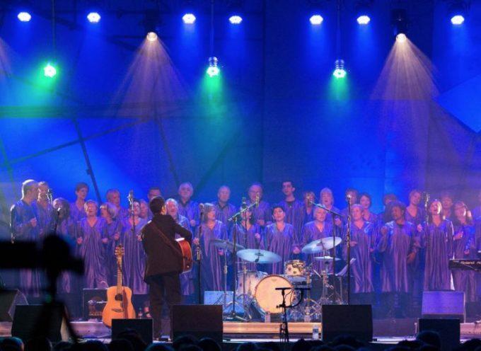 Concert de Comming'Gospel à Luchon