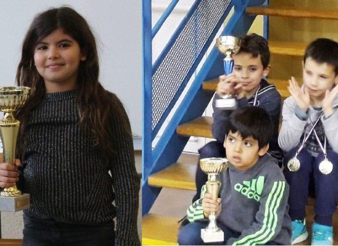Inès, en route vers le Championnat de France d'échecs