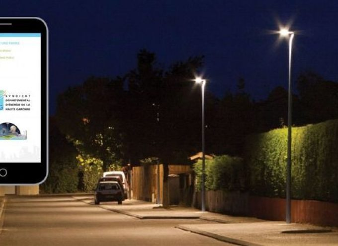 Comment signaler une panne d'éclairage public avec un smartphone