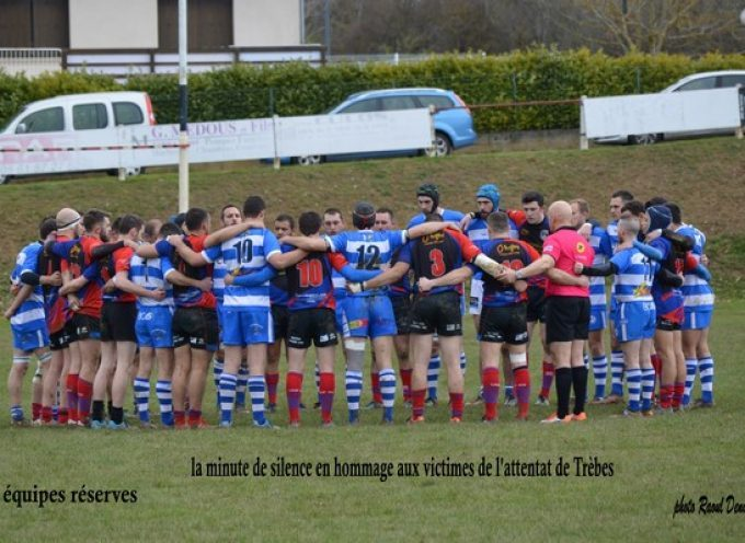 Rugby XV : UCF II, un billet pour les quarts