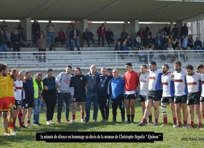 Rugby XV : L'UCF près de l'exploit