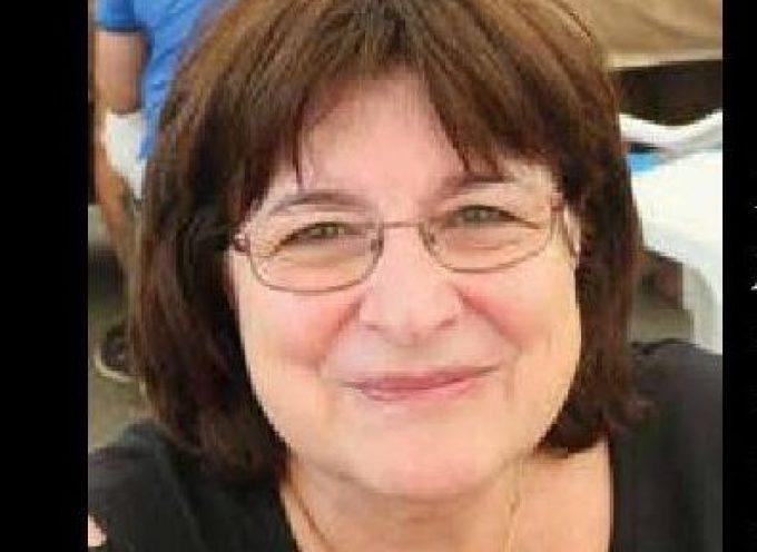 Gisèle Gonneau en dédicace à Sainte-Croix